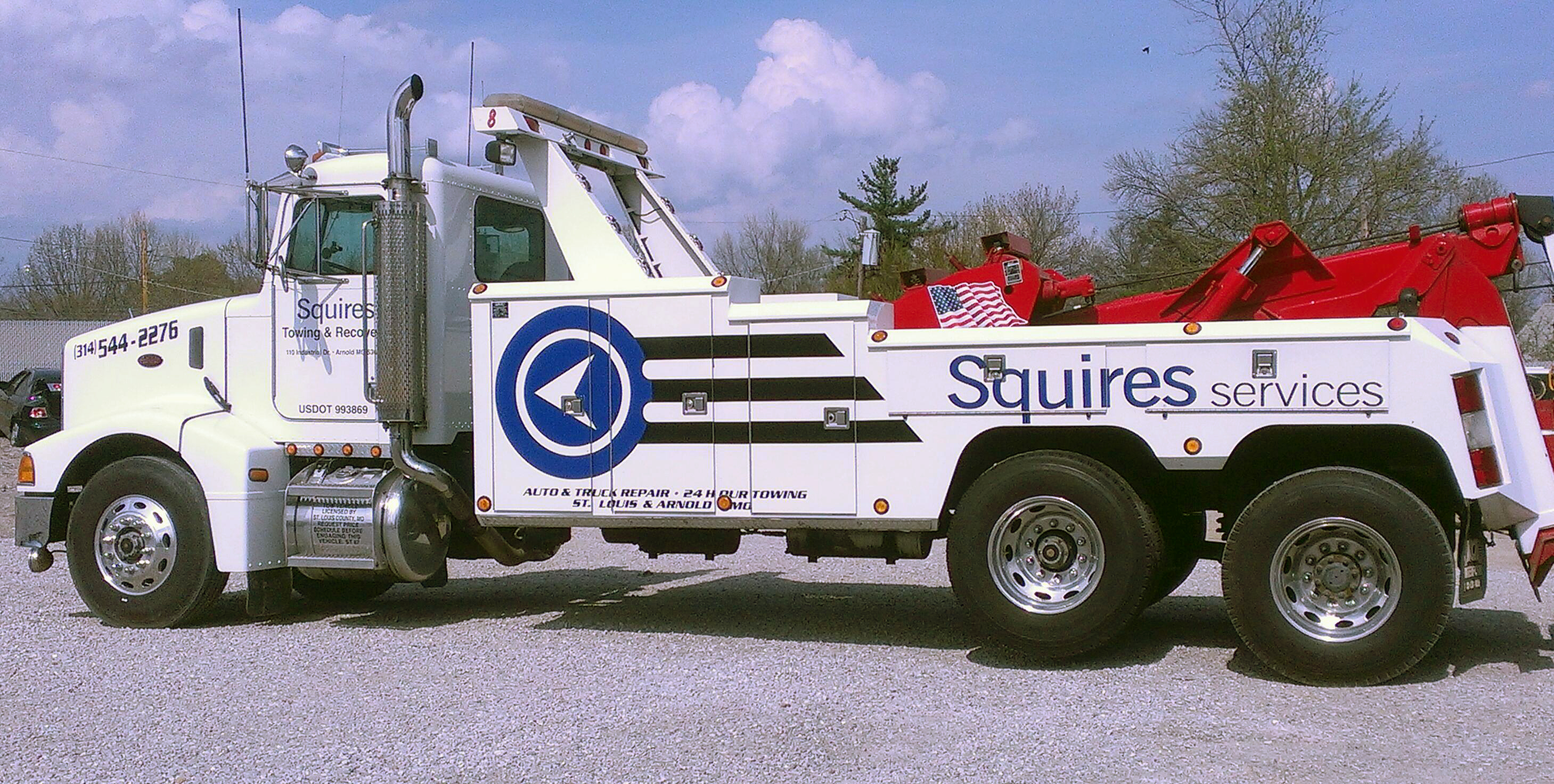 Commercial Truck Values >> Reliable Auto Repair and Towing St. Louis - Squires Services