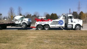 Towing Heavy Duty Services