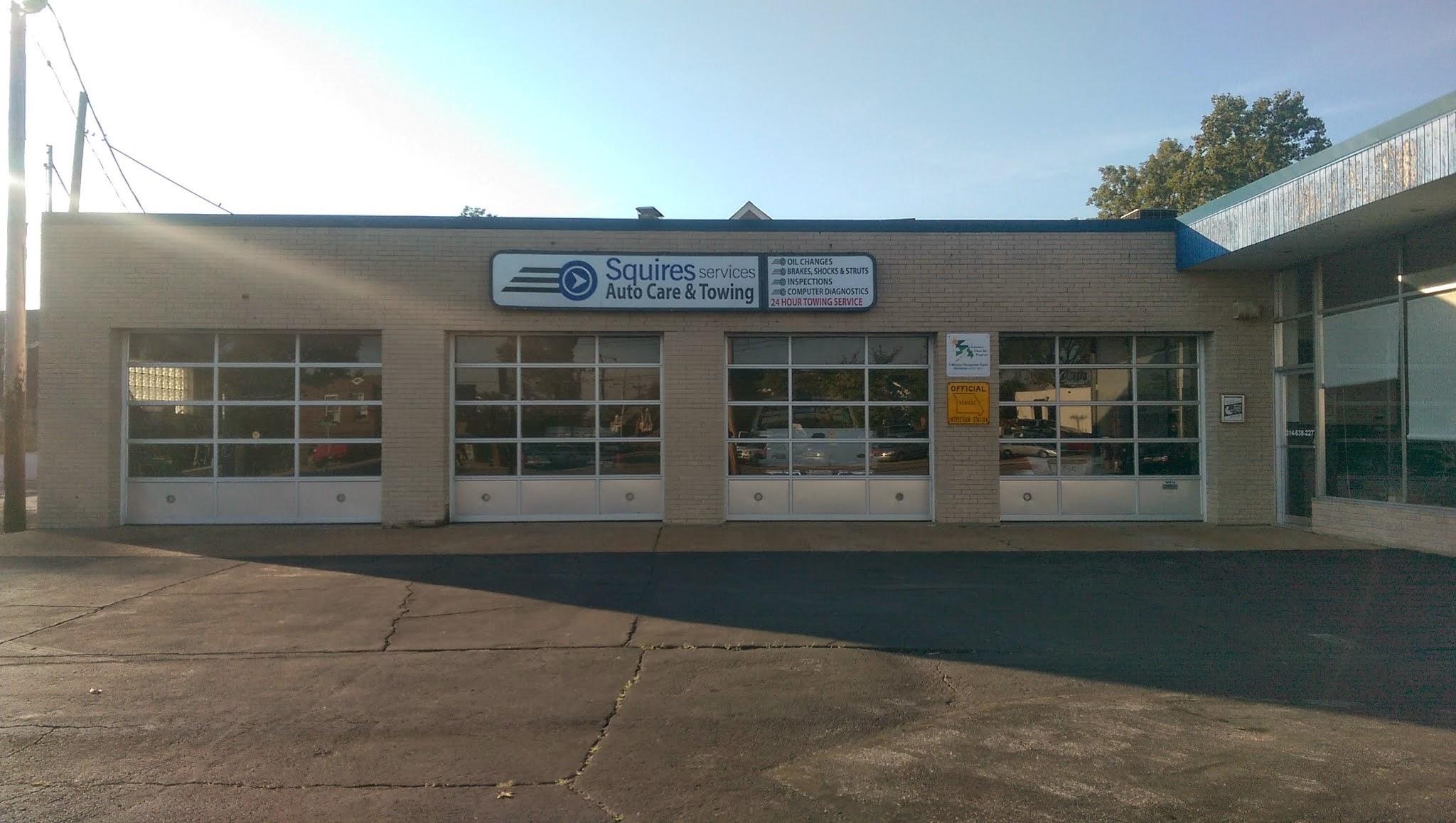 Squires Services St. Louis Auto Repair Shop